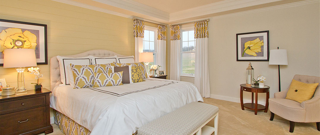 Lititz Reserve Master Bedroom