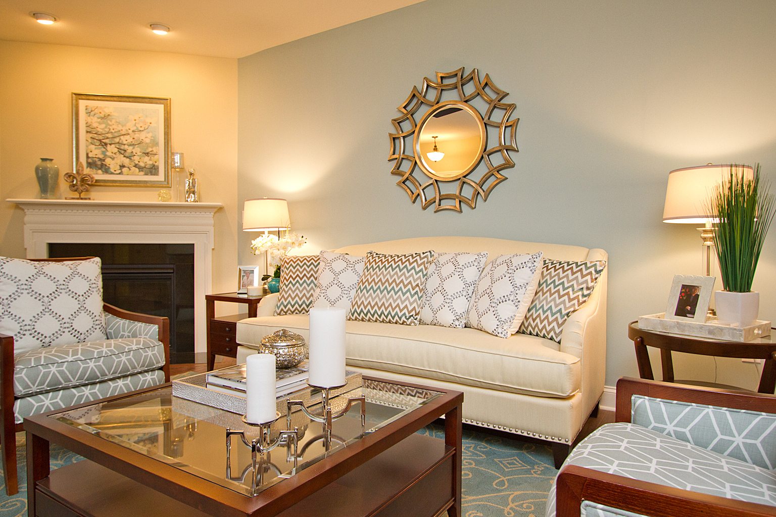 Lititz Reserve Addison - Living Room