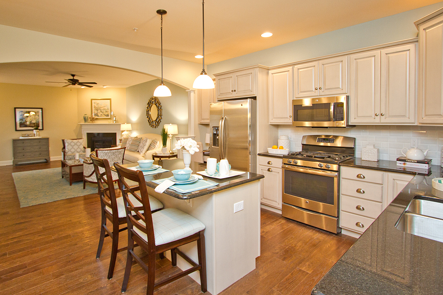 Lititz Reserve Addison - Kitchen Alt View