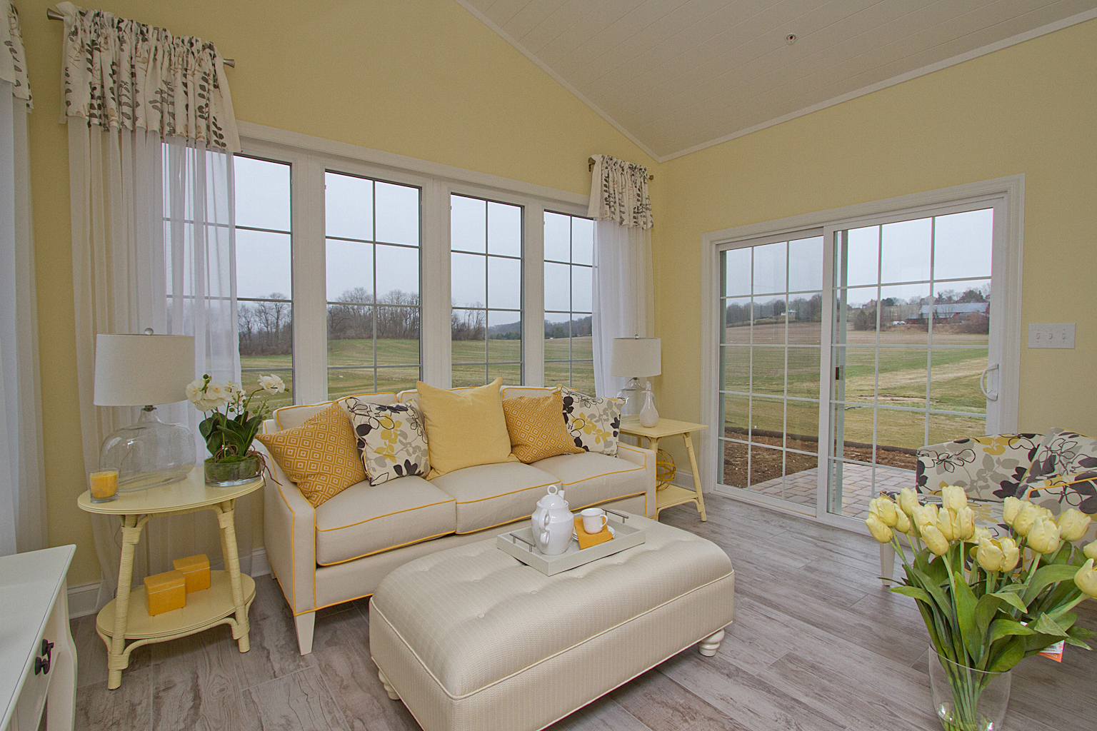 Lititz Reserve Addison - Sunroom Alt View