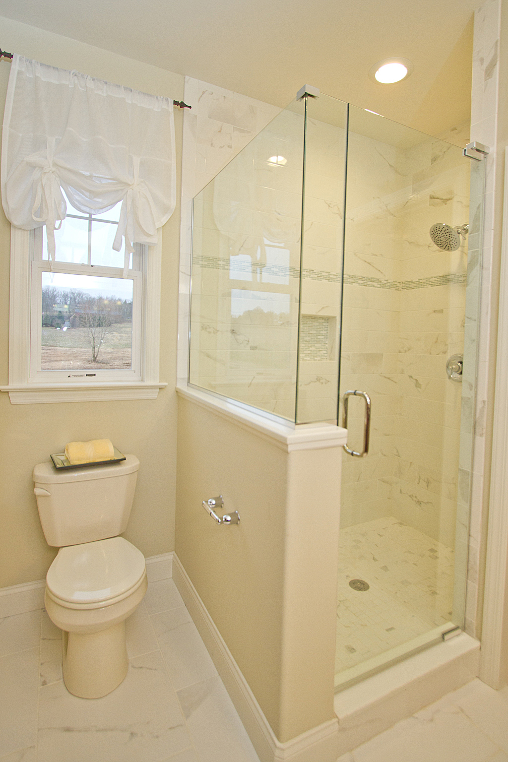 Lititz Reserve Addison - Master Bathroom Shower