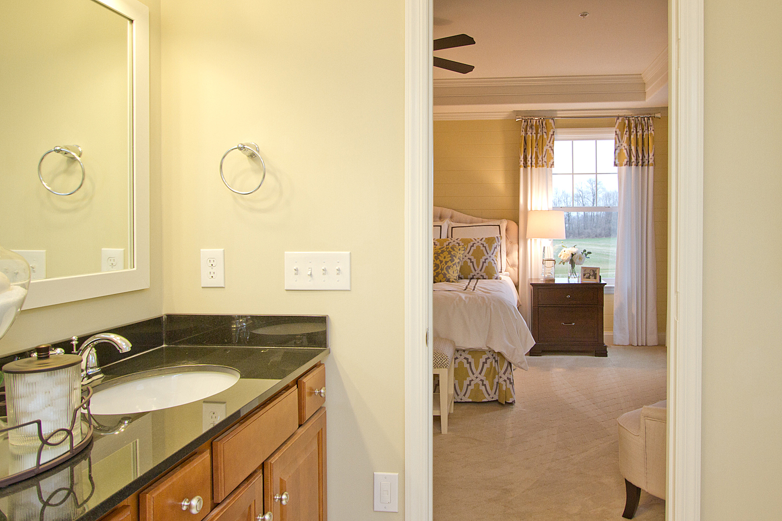 Lititz Reserve Addison - Master Bathroom Alt View