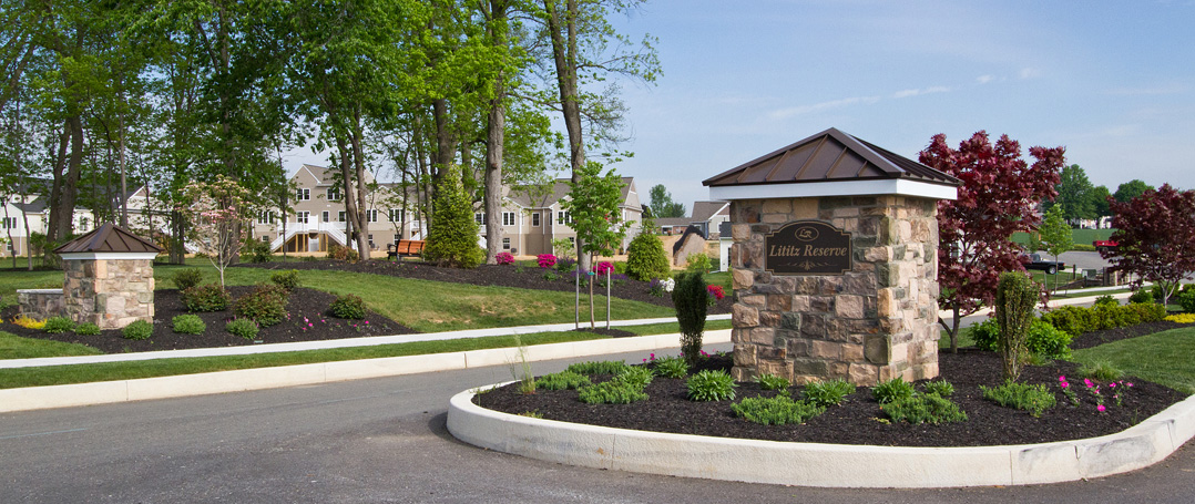 Lititz Reserve Community Entry